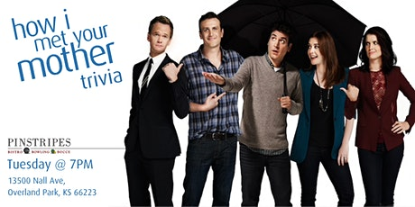 How I Met Your Mother Trivia at Pinstripes Overland Park tickets