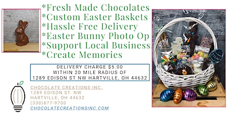 Easter Bunny Express tickets