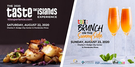 Brunch on the Sunny Side: Taste the Islands Experience 2020 tickets