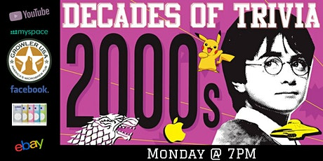 2000's Pop Culture Trivia at Growler USA Austin tickets