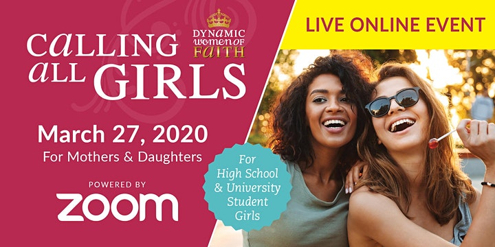 Dynamic Women of Faith Conference 2020 image