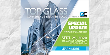 Top Glass Conference & Exhibits tickets