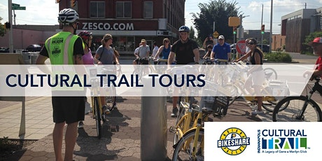 Indianapolis Cultural Trail Tour -- Indy Crit tickets