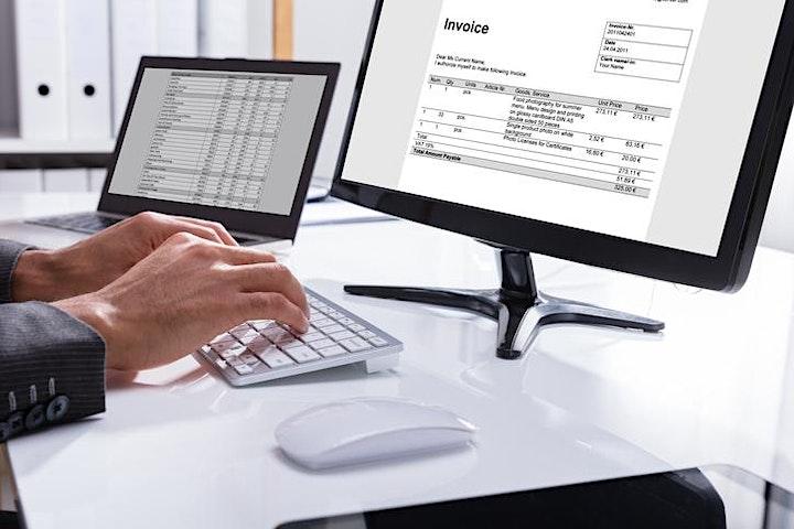 QuickBooks for Contractors - Online Training image