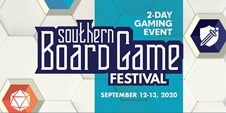 Southern Board Game Festival 2021 tickets