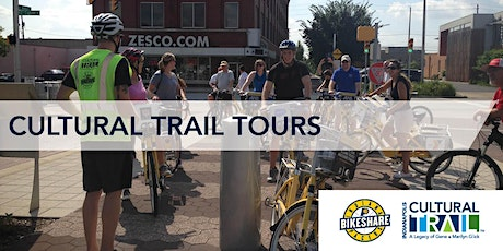 Pacers Bikeshare Tour: Fountain Square to Garfield Park -- Indy Crit  tickets