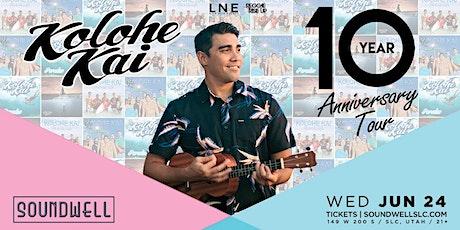 Kolohe Kai - 10 Year Anniversary Tour tickets