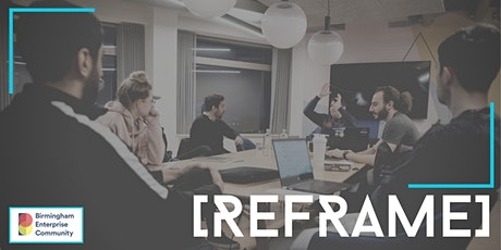 [REFRAME]: Thinking like a content machine (Tik Tok for startups & more) tickets