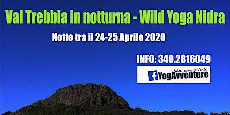 Wild Yoga Nidra in notturna - Val Trebbia (Pc) biglietti