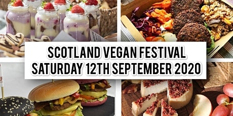 Scotland Vegan Festival tickets