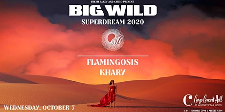 Big Wild - Superdream Tour at Cargo Concert Hall tickets
