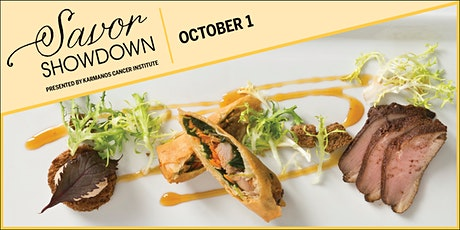 Savor Showdown: October 1 tickets