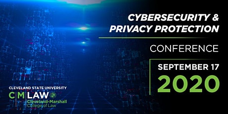 2020 Cybersecurity and Privacy Protection Conference tickets