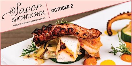 Savor Showdown: October 2 tickets