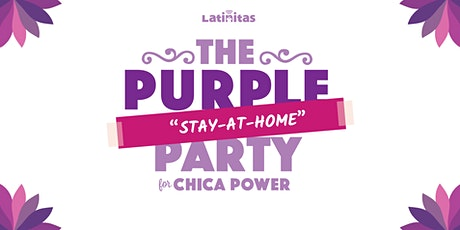 THE PURPLE PARTY - 2020 tickets