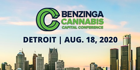 Virtual Detroit Cannabis Capital Conference tickets