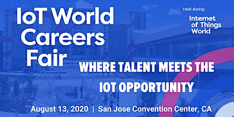 IoT World Careers Fair tickets