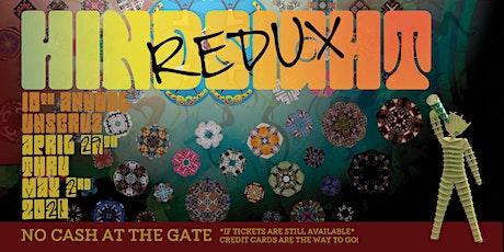 unSCruz 2021 Redux: Hindsight (Official) tickets
