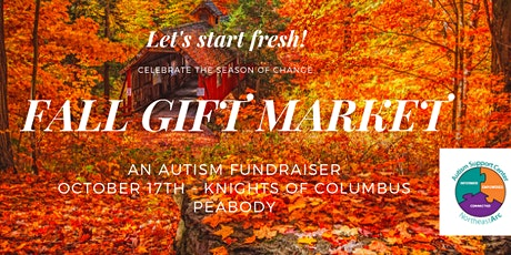 Fall Gift Market: Autism Fundraiser tickets