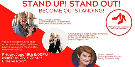 Stand Up! Stand Out! tickets