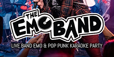 The Emo Band - Live Band Pop Punk & Emo Karaoke Party tickets