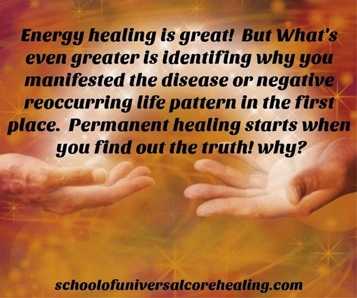 Super Consciousness thru Healing and Revealing Your Life! image