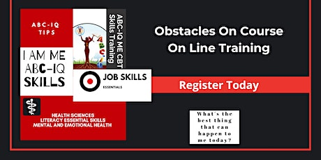 Obstacles On Course Online  ME Skills Training tickets
