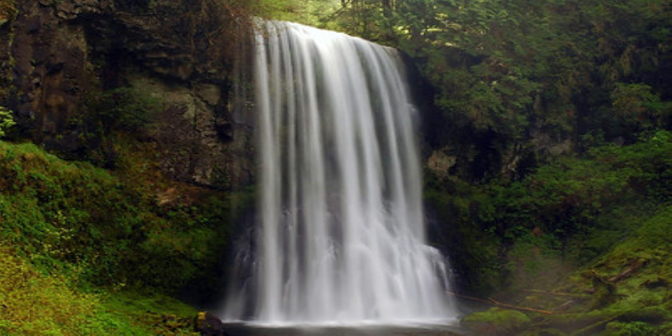 CANCELLED: Bridal Veil Falls Hidden History Walk, OR