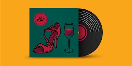 Tango Vinyls & Wine tickets