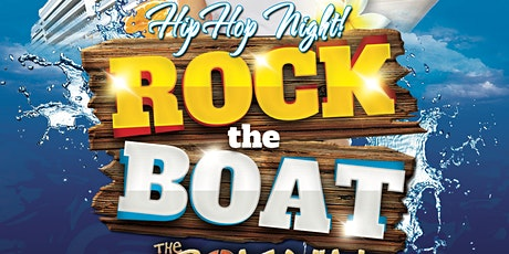 Hip Hop Fridays - Boatonian Cruise tickets