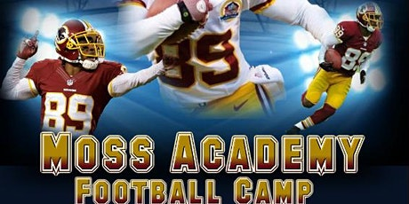 89 Ways To Give 2020 Moss Academy Football Camp tickets