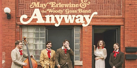 May Erlewine and the Woody Goss Band (Rescheduled from April 16) @ SPACE tickets
