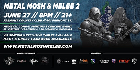 Metal Mosh & Melee tickets