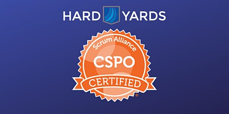 VIRTUAL FORMAT -- Certified Scrum Product Owner (CSPO) with certification tickets