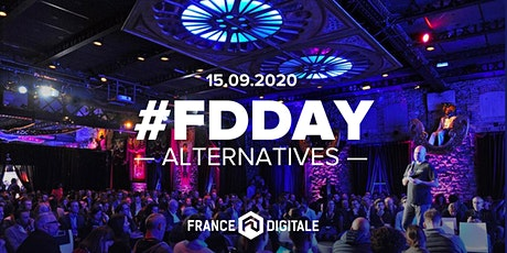 France Digitale Day 2020 — Alternatives tickets