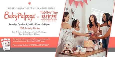 Babypalooza Baby & Maternity Expo - Montgomery, AL 2020 tickets