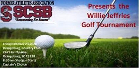 SCSU Former Athletes Present the Willie Jefferies Golf Tournament 2020 tickets