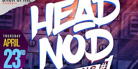 Head Nod Sessions #1: East Coast Boom Bap Virtual Edition tickets