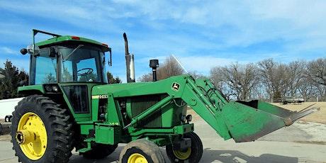 Super Clean & Green Farm & Acreage Equipment-Power Tools-Recreational Equipment-Shop Equipment Estate Auction tickets