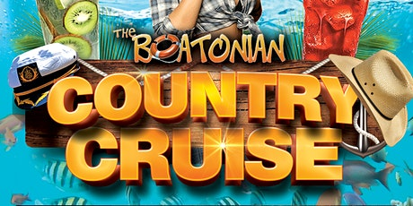 Country Night Saturdays Boatonian Cruise tickets
