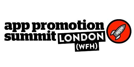 App Promotion Summit London 2020 tickets