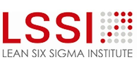 Capacitación SIX SIGMA entradas