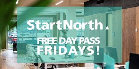 Free Coworking Friday tickets