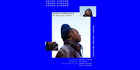 We All We Got Events presents: Agape Acoustics EP Release Party tickets
