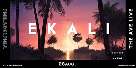 Ekali at The Ave Live tickets