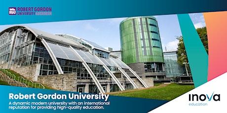 Estudia Informática, Medios Digitales, Hidrocarburos o Sistemas de Energía Solar en la Universidad de Robert Gordon en Aberdeen - sesión en línea boletos