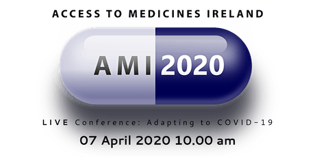 Access to Medicines Ireland, LIVE Web Conference: Adapting to COVID-19 tickets