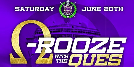 Q-Rooze With The Ques tickets