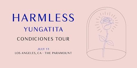 Harmless and Yungatita tickets