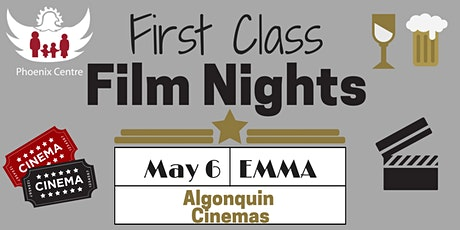 First Class Film Nights tickets